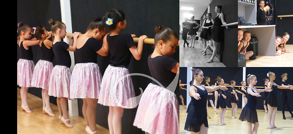 west auckland young dancers at VCM Academy
