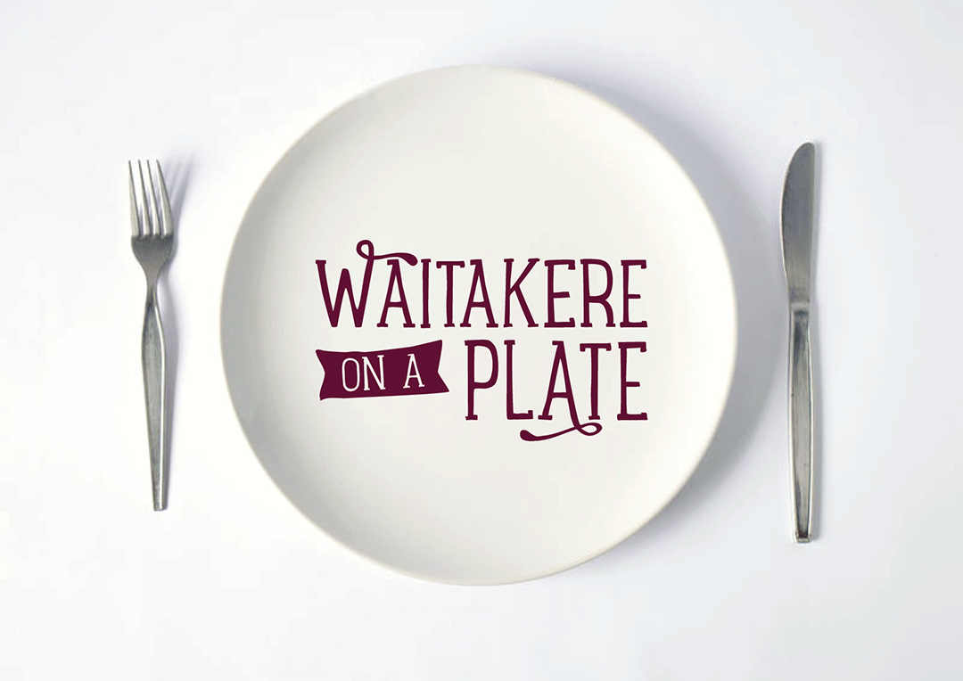 Waitakere Primary School Cook Book logo
