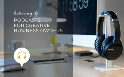 Podcasts for creative small business owners