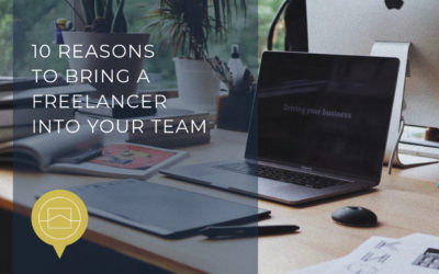 10 reasons to bring a freelancer into your team